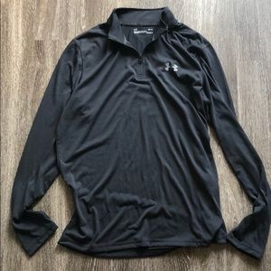 Threadborne Under Armour quarter zip top